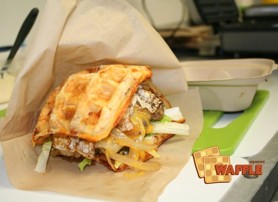 Waffle Squared
