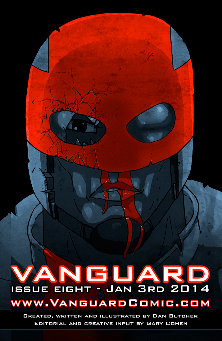 Vanguard Issue Eight Launch Date