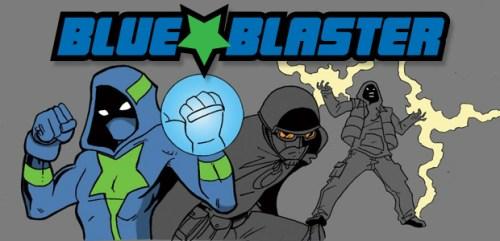 Blue Blaster Pic