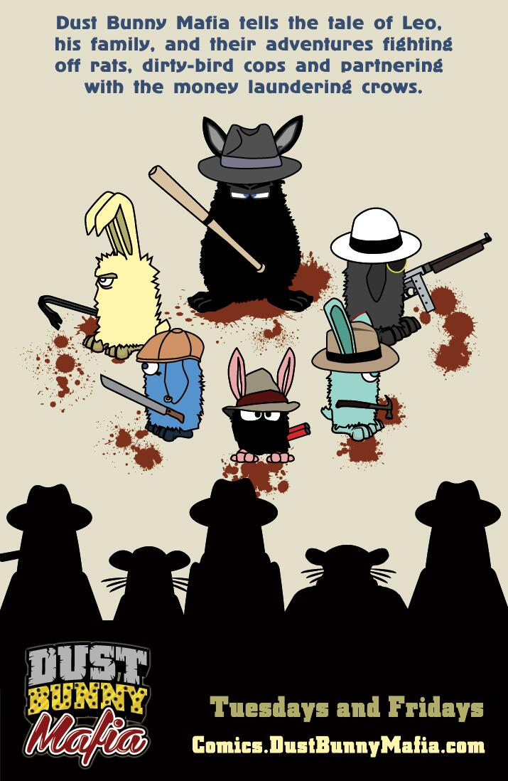 TRAILER – Dust Bunny Mafia