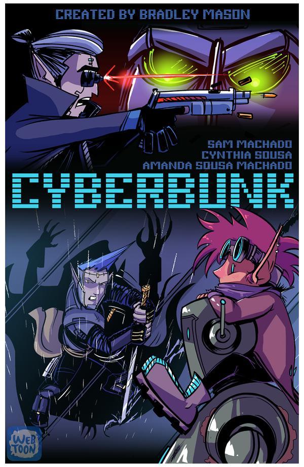 TRAILER – Cyberbunk