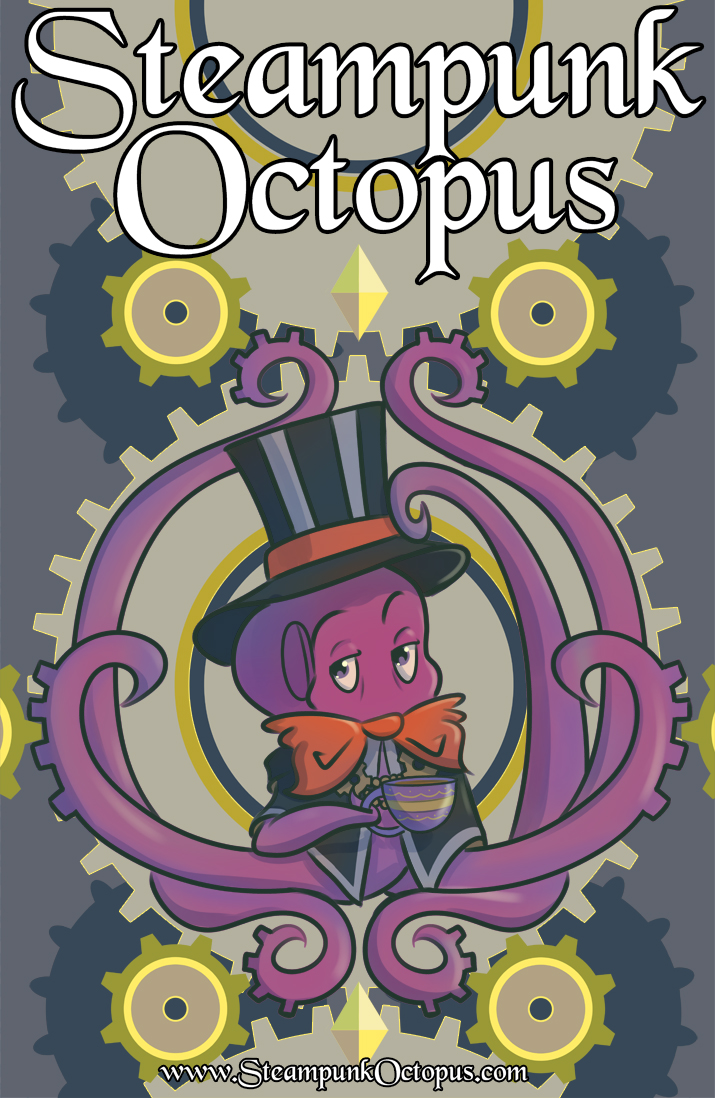 TRAILER – Steampunk Octopus