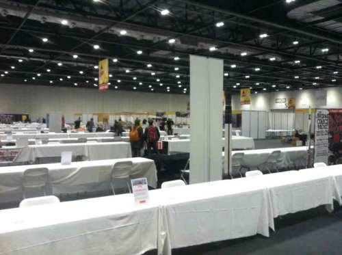 LSCC set up