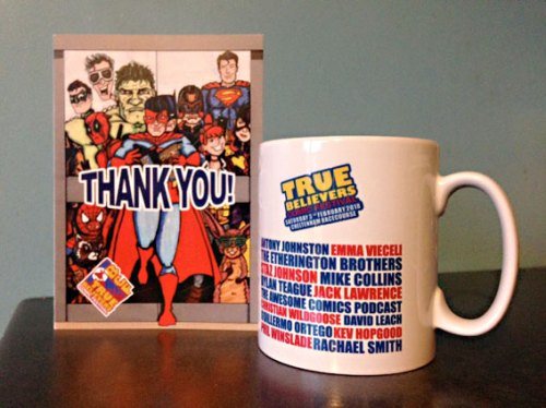 true believers mug