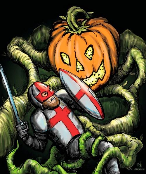 Pendragon Halloween
