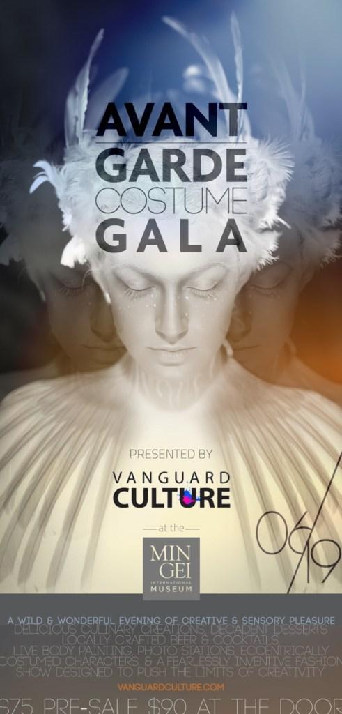 Avant Garde Costume Gala