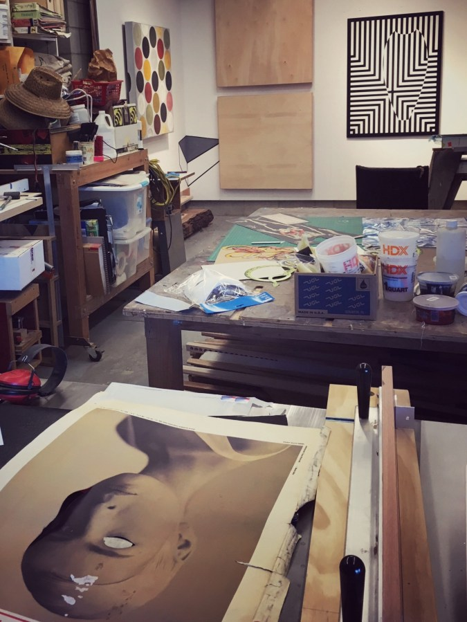 Davis Fobes studio