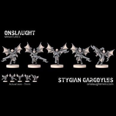 Stygian Gargoyles
