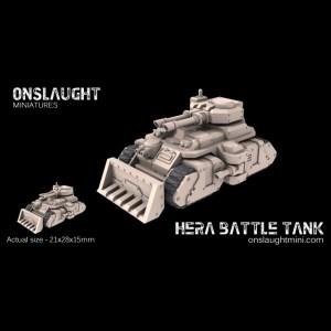 Hera Battle Tanks