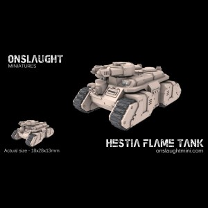 Hestia Flame Tanks