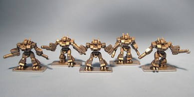 Oni Close Assault Rigs
