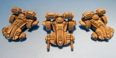 Ushi Grav Tanks