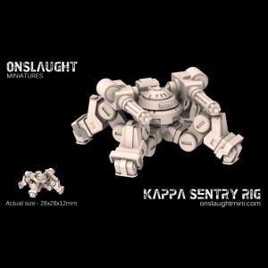 Kappa Sentry Rigs