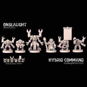 Terran Hybrid Command
