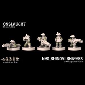 Neo Shinobi Snipers