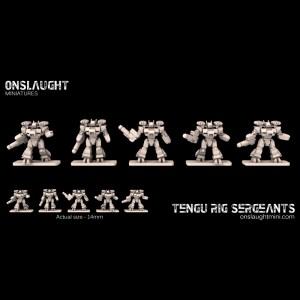 Tengu Rig Sergeants