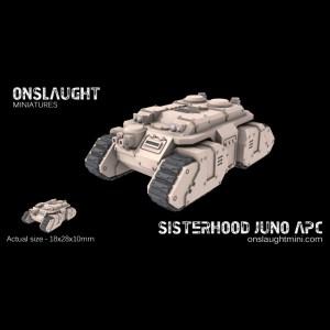 Juno APCs