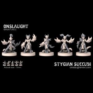 Stygian Succubi