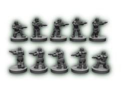 Novan Desert Infantry