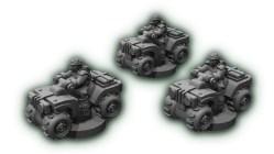 Novan Desert Scout Quads