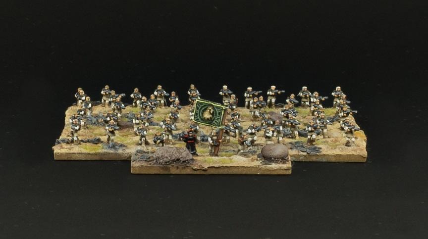 Defeat in Detail Gallery | Vanguard Miniatures