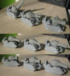 small turrets FULL