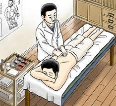 鍼灸師イラスト