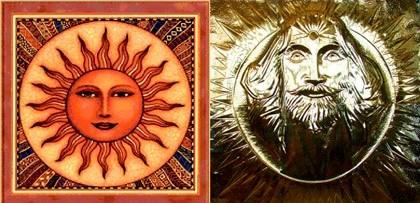 Алтайский амулет луна и солнце значение. Значение и фото славянских талисманов — Солнце, Ярило, Яровит, Солнечный Узел. Есть ли возможность сделать Амулет с энергией Солнца своими руками