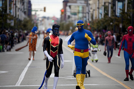 Vancouver's october calendar of events. Vancouver Halloween Parade & Expo Oct 08-10, 2021