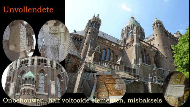 Samenvatting 'De nieuwe Bavo te Haarlem' | Die Unvollendete
