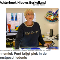 Collectie recensies boek Annemiek Punt