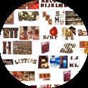 Chocoladeletters met Sinterklaas (screenshot bvhh.nu 2017)