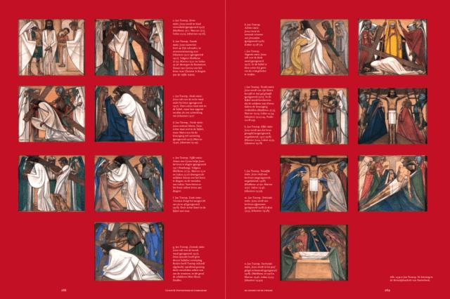De kruisweg van Jan Toorop in 'De genade van de steiger' (2013). Herkomst beeldmateriaalRCE Beeldbank-Sjaan van der Jagt/Pixelpolder 2012.