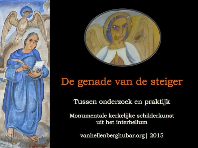 Openingsdia presentatie 'Genade van de steiger', bvhh.nu 2015.