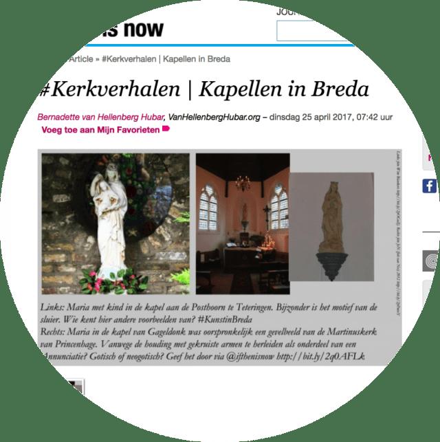 #Kerkverhalen   Kapellen in Breda op ifthenisnow.eu