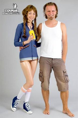 VanHolywell and Leyla