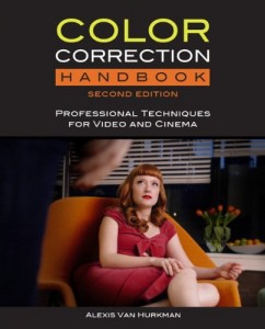 Color correction books training manuals