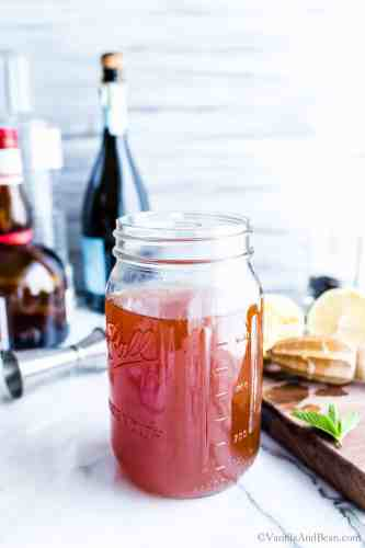 Iced Tea Vodka