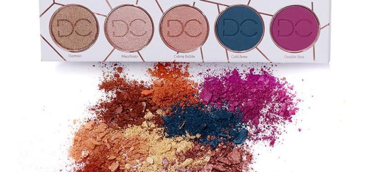 Zoom sur… The Latte Palette de Dominique Cosmetics