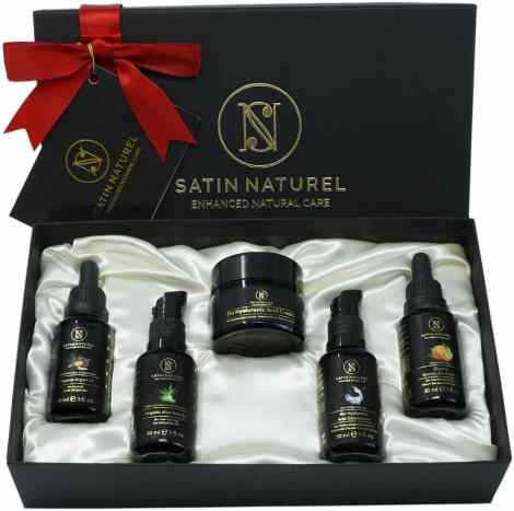 coffret soin satin naturel amazon