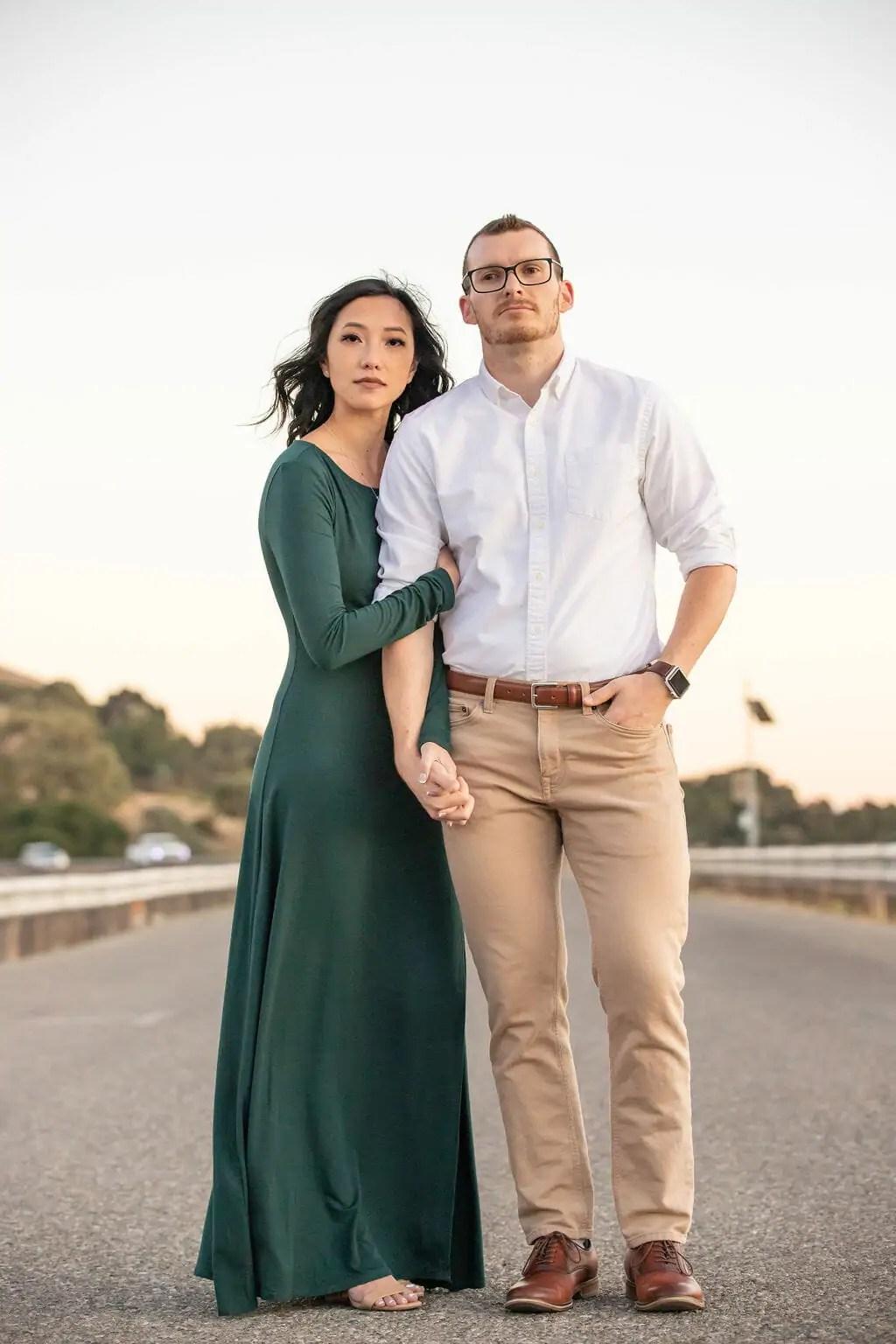 KRISTINE & MICHAEL ENGAGEMENT 75