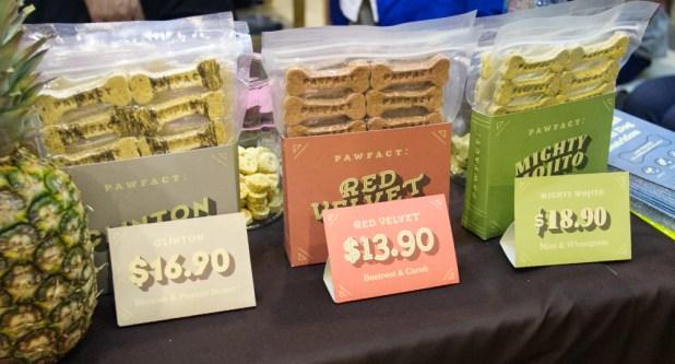 Pet Expo 2015 - Pawfact Treats   Vanillapup