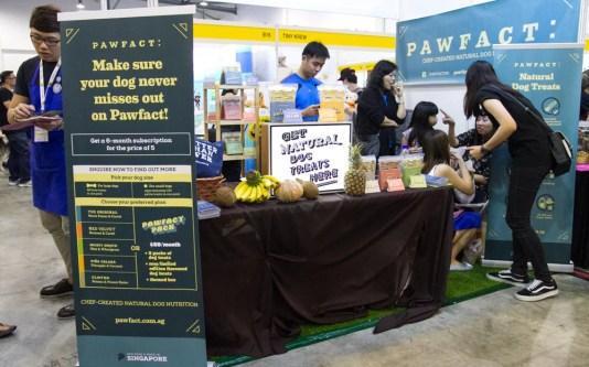 Pet Expo 2015 - Pawfact   Vanillapup