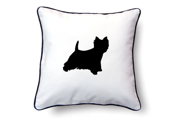 Perfect Gifts for Westie Lovers - Pillow | Vanillapup