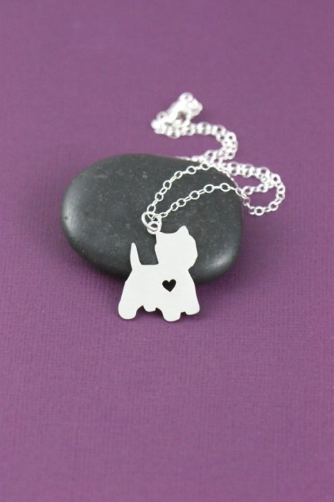 Perfect Gifts for Westie Lovers - Pendant | Vanillapup