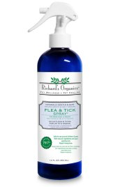 Richard's Organics Natural Flea and Tick Repellent | Vanillapup