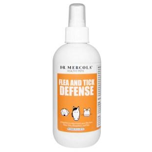 Dr. Mercola Healthy Pets Flea and Tick Defense | Vanillapup