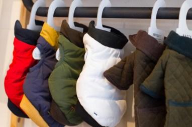 Betters Korea Dog Winter Wear