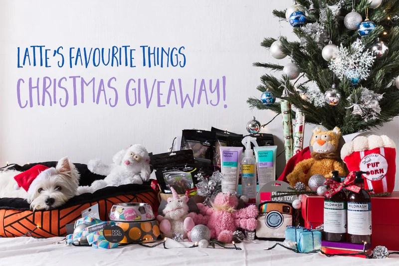 Vanillapup Howlistic Life Christmas Giveaway | Vanillapup
