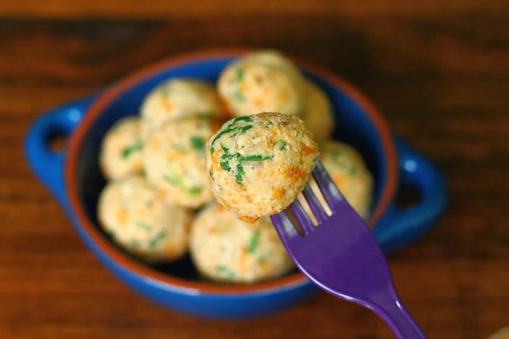 Salmon and Sardine Balls Recipe